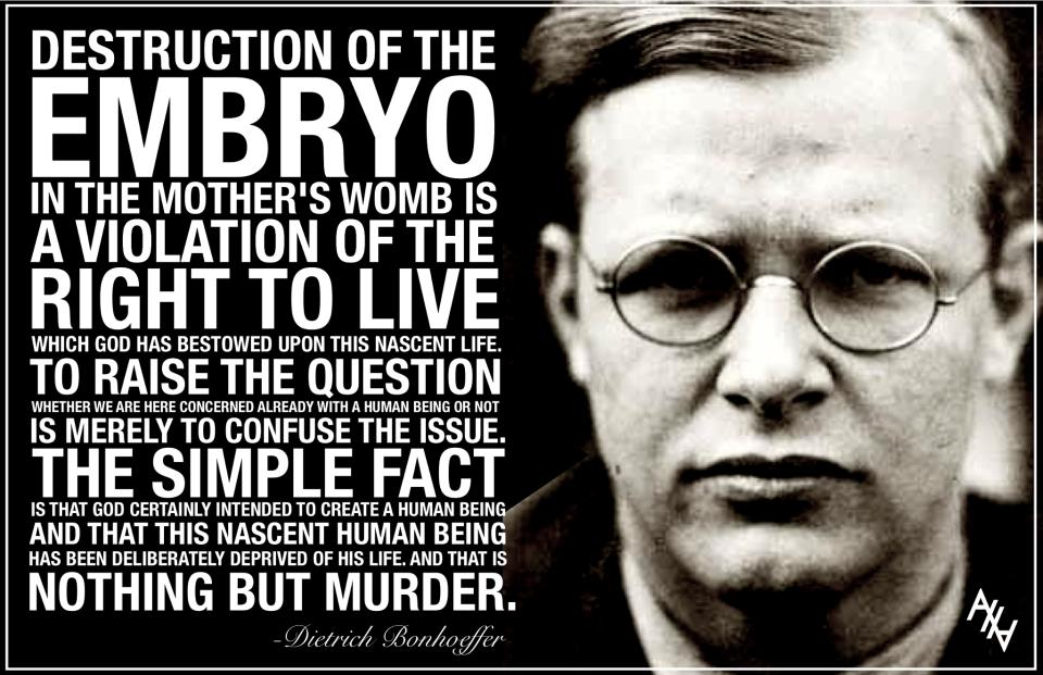 The Silent Holocaust Abortion